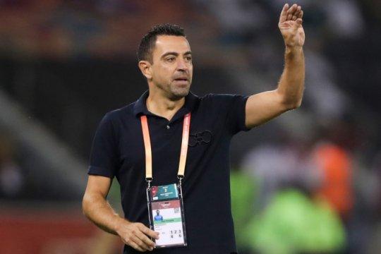 Xavi tak lagi sembunyikan hasrat latih Barcelona