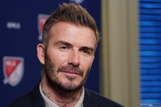David Beckham selenggarakan undian untuk galang dana lawan COVID-19