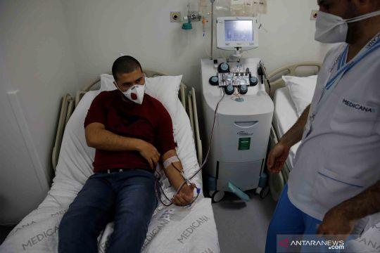Infeksi COVID-19 Turki jadi yang tertinggi di luar AS, Eropa
