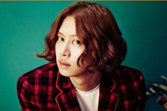 Alasan Kim Heechul Suju tak bantah rumor homoseksual