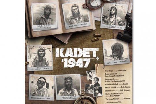 """Film """"Kadet 1947"""" ungkap sejarah yang belum pernah diceritakan"""