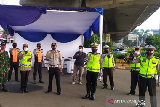 Polresta Bogor Kota dapat bantuan personel Polda Jabar