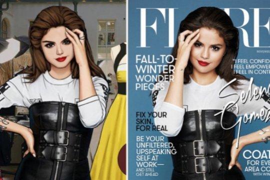 Gunakan karakter tanpa izin, Selena Gomez gugat pembuat game online