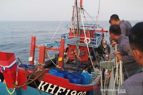 KKP: 19 kapal ikan asing ditangkap di tengah wabah Corona