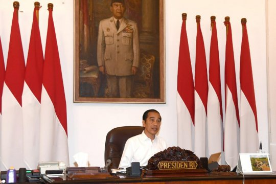 Presiden Jokowi minta belanja kementerian dipercepat