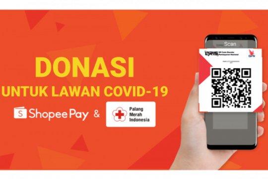 ShopeePay dan PMI hadirkan program donasi lawan COVID-19