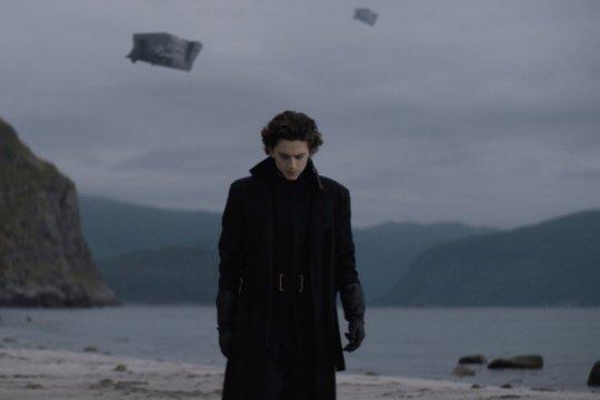 """""""Dune"""", film baru Timothee Chalamet dengan Denis Villeneuve"""