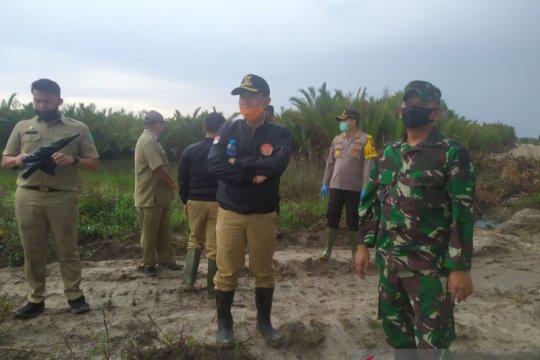 Bupati Bangka apresiasi TMMD ke-107 di Desa Deniang
