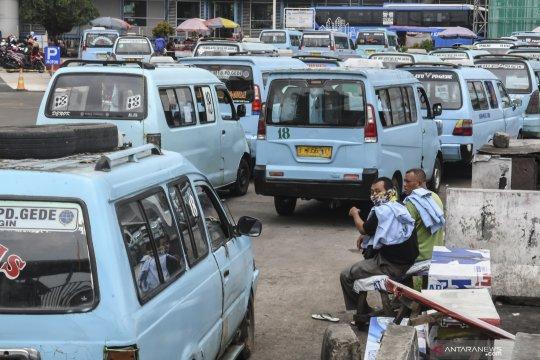Kendaraan umum dan pribadi bakal dilarang lintasi zona merah