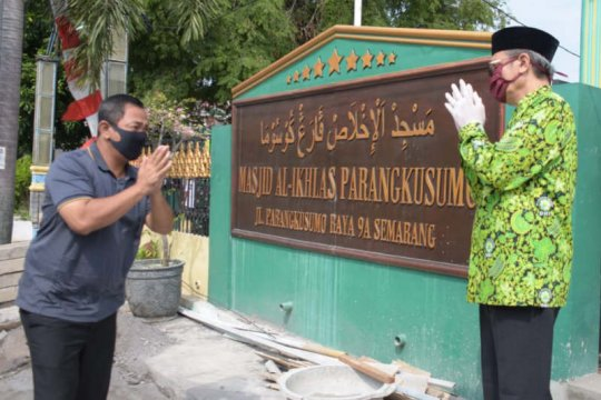 Hampir separuh dari 248 pasien COVID-19 di Semarang dinyatakan sembuh
