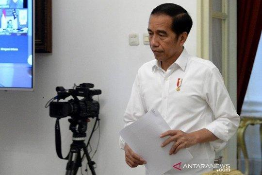 Presiden Jokowi lantik Benny Rhamdani sebagai Kepala BP2MI