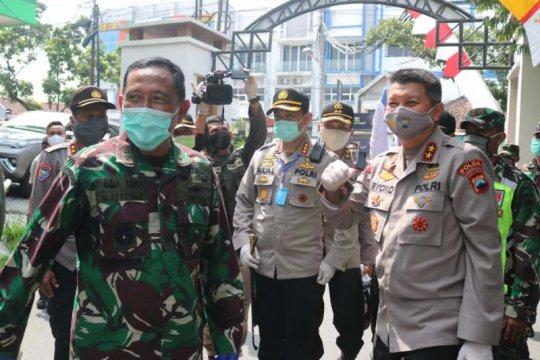 Oknum anggota Kodam Jaya diduga terlibat pencurian kabel di Klaten
