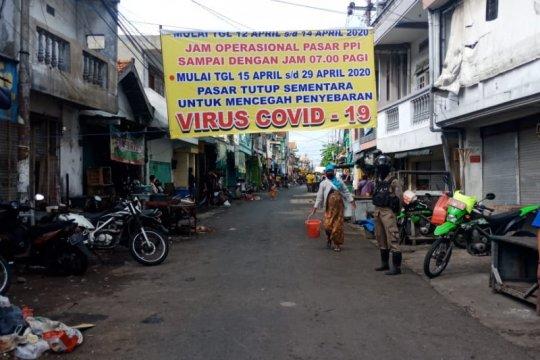 Pemkab Gresik tutup Pasar Krempyeng setelah temuan positif COVID-19