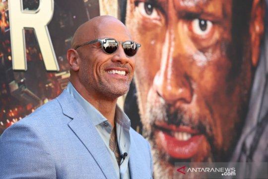 "Dwayne Johnson ungkap syuting ""Black Adam"" ditunda sampai September"