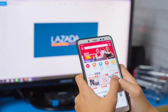 Rayakan HUT DKI, Lazada gelar Jakarta Great Online Sale