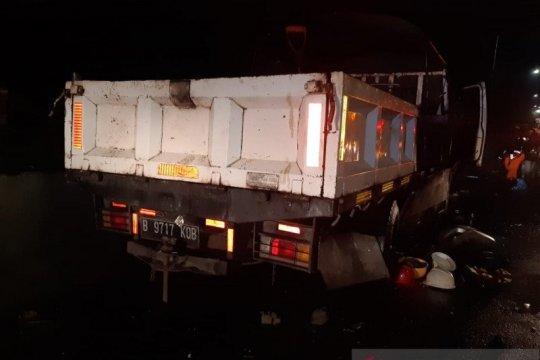 Polisi resmi tahan pengemudi yang tabrak enam pekerja  Tol JORR