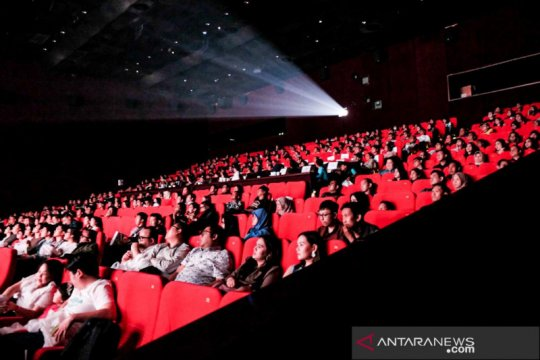 Industri film diyakini akan bangkit pasca-pandemi COVID-19