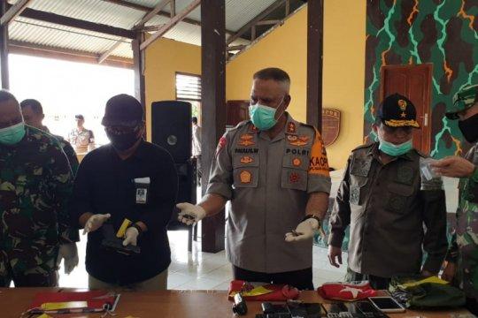 Tim Gabungan TNI-Polri petakan tempat persembunyian KKB Papua