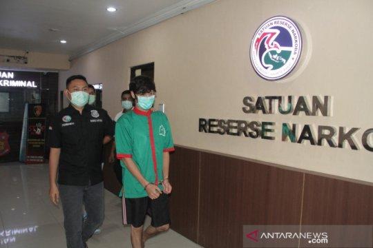 Polisi cek kandungan narkoba pada rambut dan darah Naufal Samudra