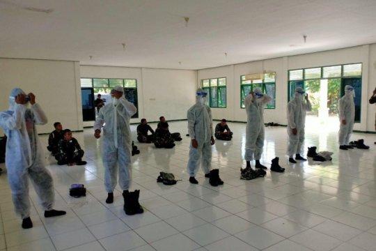 Kodam XII/Tanjungpura siapkan 21 tenaga pemakaman positif COVID-19