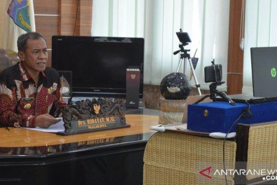 75 huntap AHA Center diserahkan ke Pemkot Palu untuk korban bencana