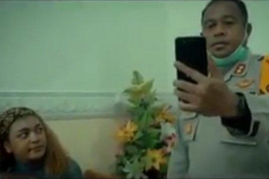 Kapolresta Jayapura Kota buat video edukasi terkait Corona
