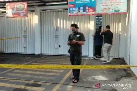 Satu dari empat perampok minimarket di Jaktim tewas ditembak