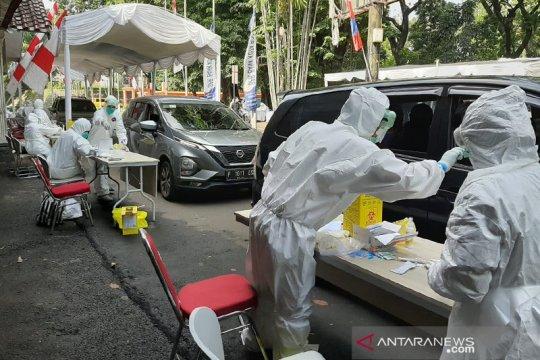 Pemkot Bogor lakukan lagi rapid test untuk 300 orang dengan risiko