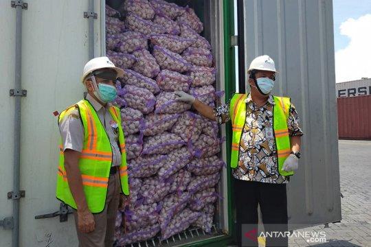 Satgas Pangan sebut 52.000 ton bawang putih impor masuk Indonesia