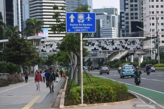 Langgar PSBB,  23 perusahaan di Jakarta ditutup