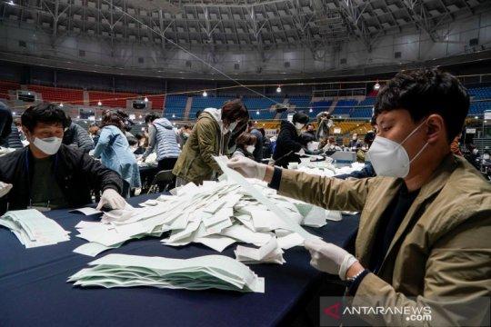 Partai penguasa Korsel kalah dalam pemilihan wali kota