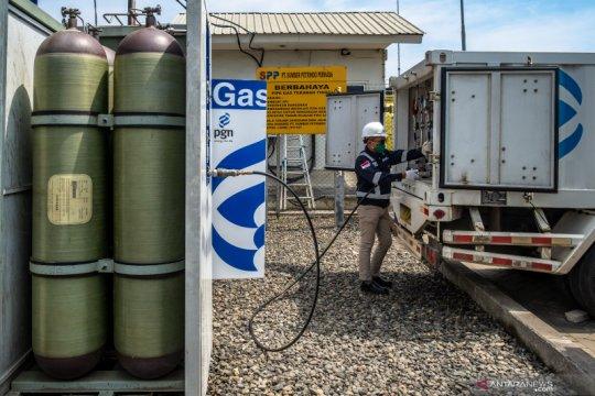 Suplai jaringan gas PGN