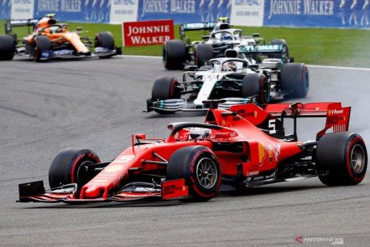 Spa mendapat lampu hijau untuk gelar Grand Prix Belgia tanpa penonton