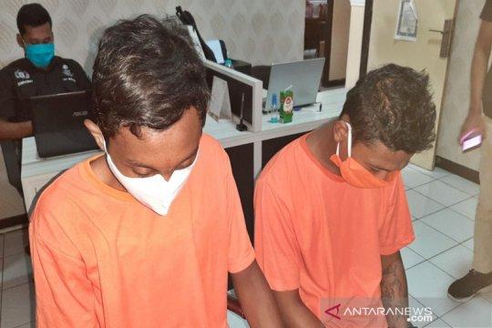 Hukum kemarin, napi asimilasi berulah hingga polisi positif COVID-19