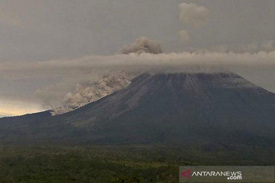 Aktivitas Gunung Semeru meningkat, warga sekitar diminta waspada