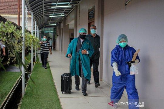 Tiga kasus positif COVID-19 di Bogor sembuh