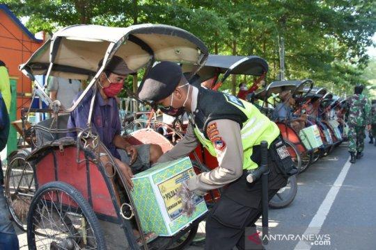 Satu anggota Polres Banjarbaru positif COVID-19