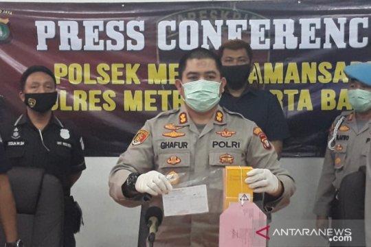 Dua tahun jadi DPO, pelaku jambret di Tamansari sembunyi di Tangerang