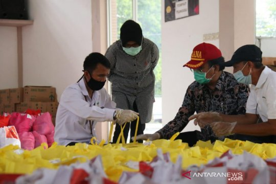 Kemensos salurkan bantuan bagi disabilitas-lansia terdampak COVID-19
