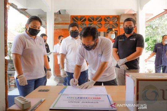 ITDC berikan masker dan 'hand sanitizer' untuk jurnalis
