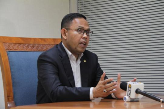 Anggota DPR soroti pemangkasan anggaran sektor pangan