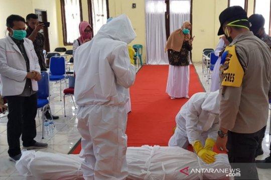 Polres Nagan Raya Aceh bentuk tim pemulasaran jenazah COVID-19