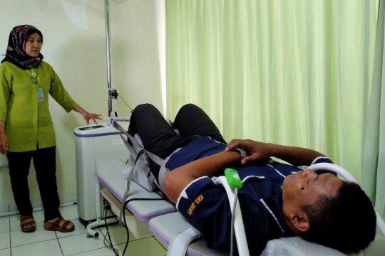 Pegawai RSKO Jakarta sumbang darah untuk PMI