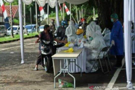 """Hasil """"rapid test"""" di Kota Bogor, tiga positif dan 169 negatif"""