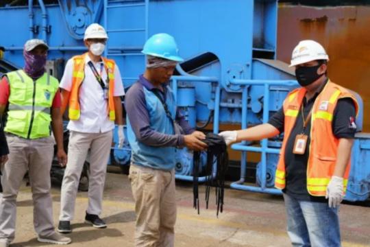 KSOP-IPC Pelindo siapkan peralatan cegah penularan COVID-19