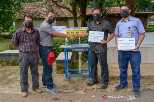 Dahana berikan bantuan 1.000 masker kepada masyarakat