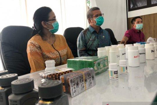 BBPOM Kalbar temukan bahan kimia obat dalam Formav-D