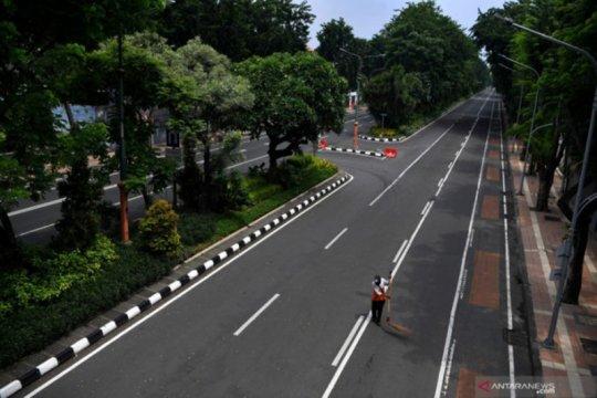 Kualitas udara Surabaya membaik