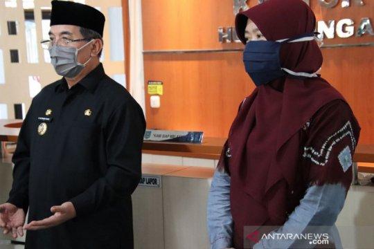 Isolasi RSUD Kandangan penuh, pasien dirawat di tempat karantina
