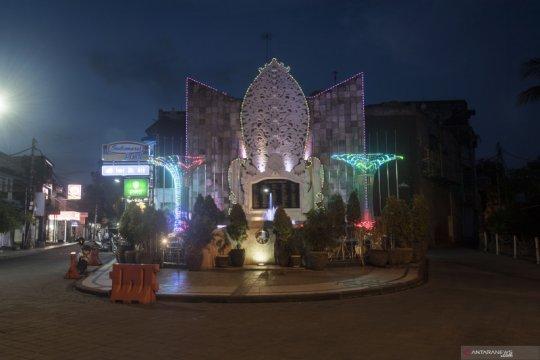 Bali belum terapkan PSBB